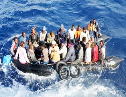 Sbarco a Ragusa: 13 migranti perdono la vita
