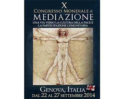 Partecipare per co-costruire una società – X Congresso mondiale di mediazione