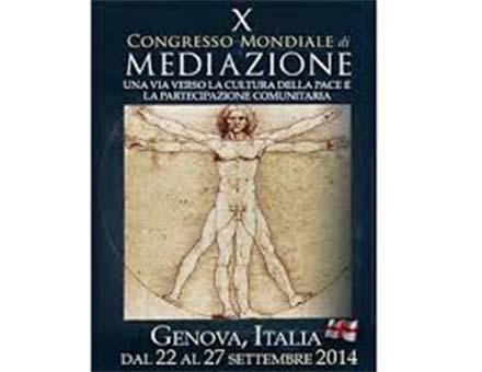 Congresso Mondiale sulla Mediazione