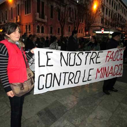 Il JSN sostiene Reggio Non Tace