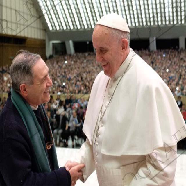 """Roma. Da Papa Francesco """"con i poveri"""""""