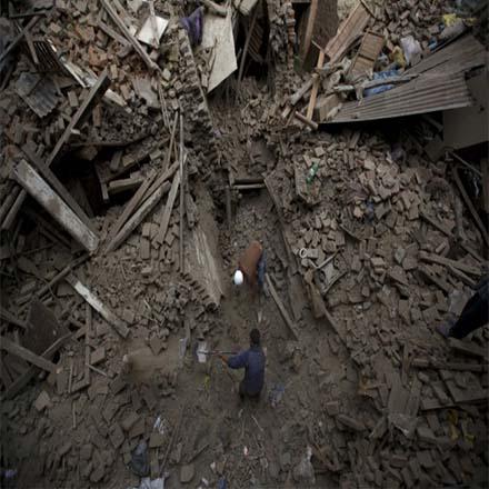 Emergenza Terremoto Nepal