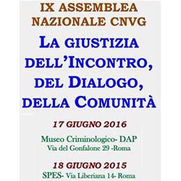 Roma. La giustizia dell'incontro, del dialogo, della comunità