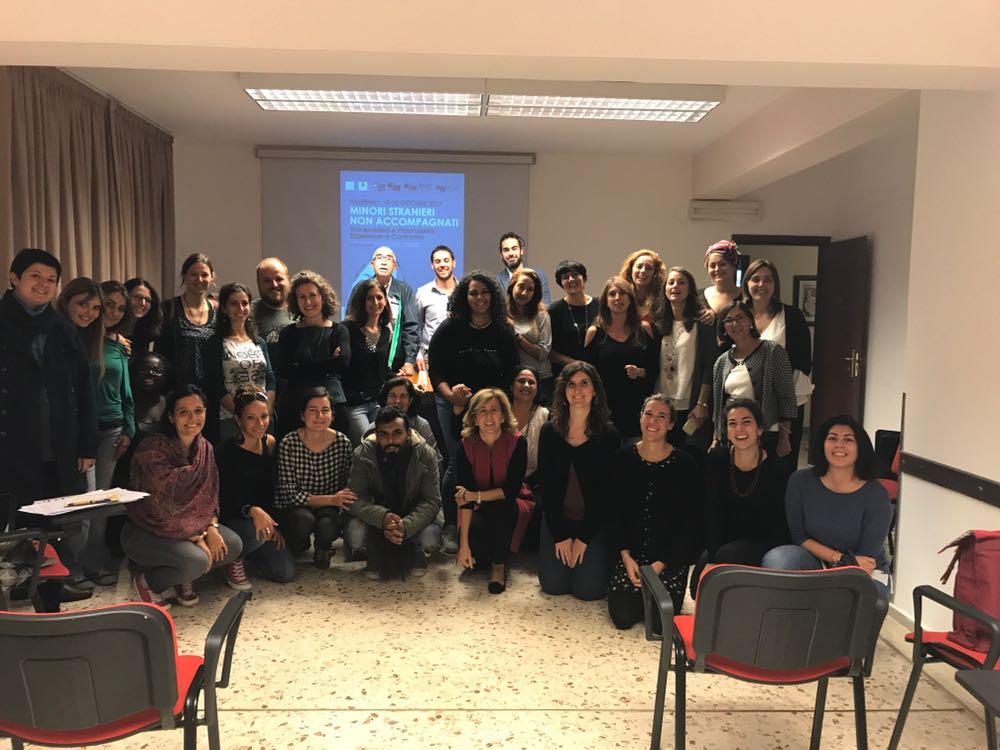 Palermo. Centro Astalli Corso Minori Stranieri non Accompagnati