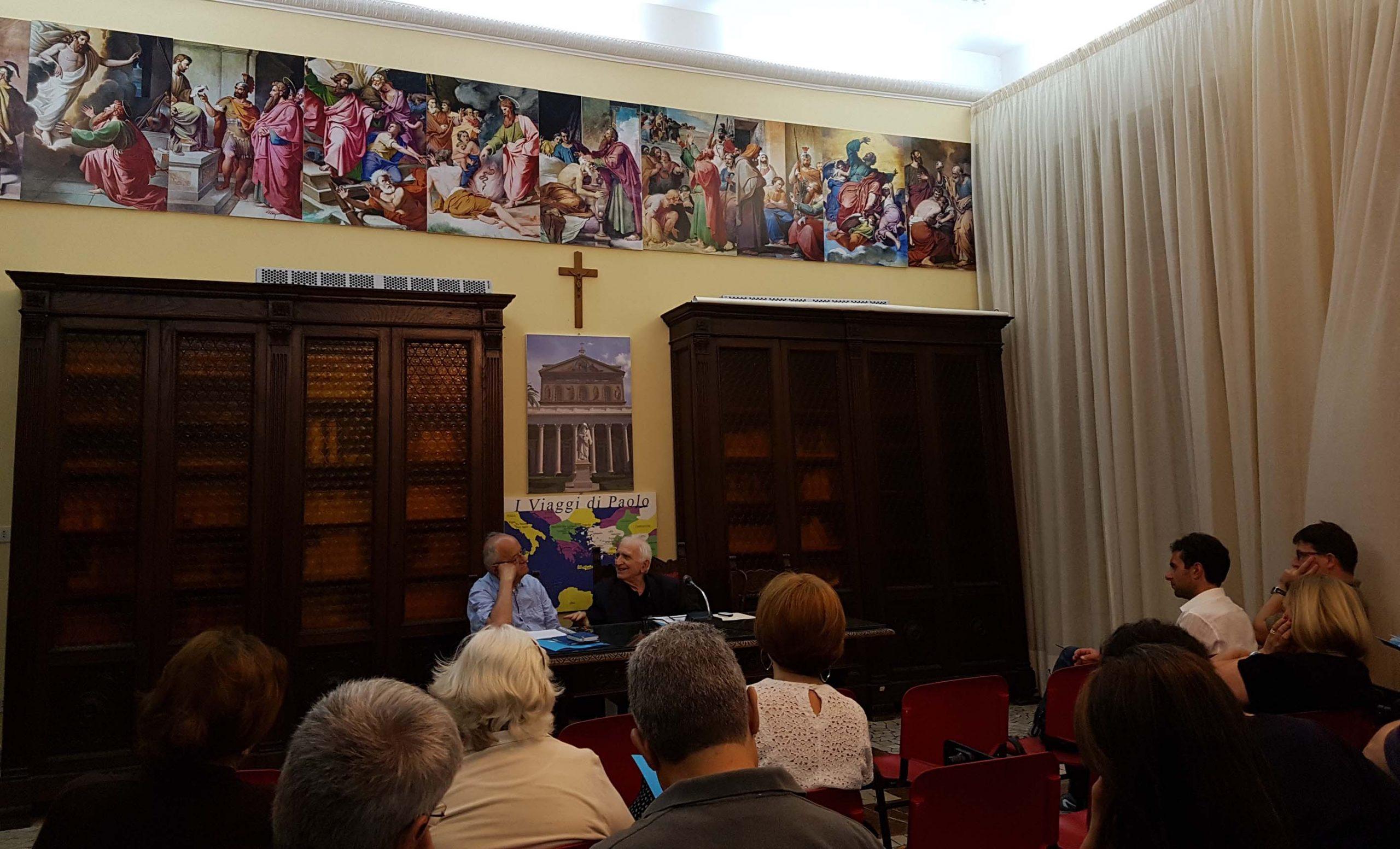 Napoli. Assemblea Annuale JSN 2018 – Il bene IN comune
